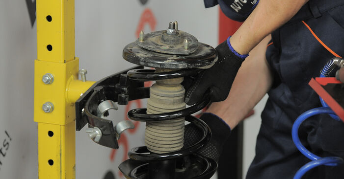 Wie lange braucht der Teilewechsel: Spurstangenkopf am Opel Zafira A 2000 - Einlässliche PDF-Wegleitung