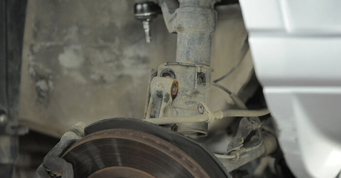 Comment changer Rotule De Direction sur Opel Meriva x03 2003 - Manuels PDF et vidéo gratuits