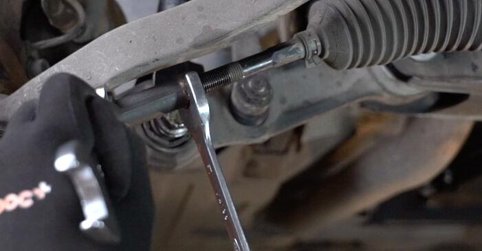 Comment changer Rotule De Direction sur Mercedes W211 2002 - Manuels PDF et vidéo gratuits