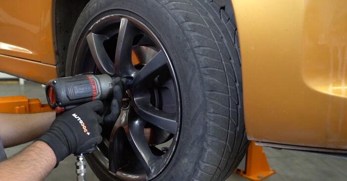 Spurstangenkopf Peugeot 207 WA 1.4 2008 wechseln: Kostenlose Reparaturhandbücher