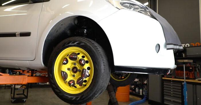 Önálló Renault Clio 3 2005 1.5 dCi Vezetőkar fej csere
