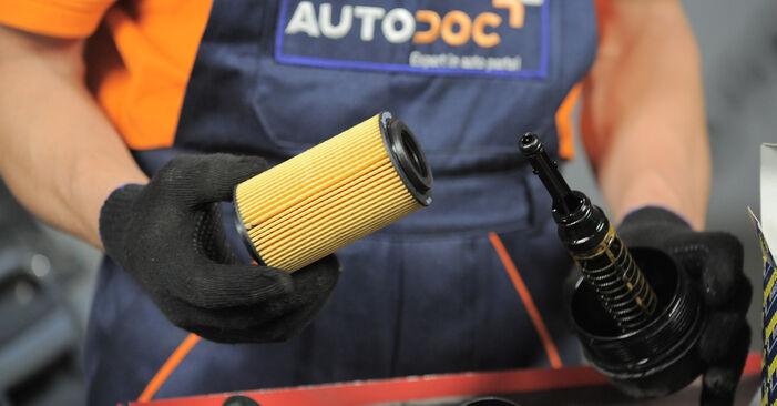 Ölfilter Honda CR-V II 2.0 2003 wechseln: Kostenlose Reparaturhandbücher