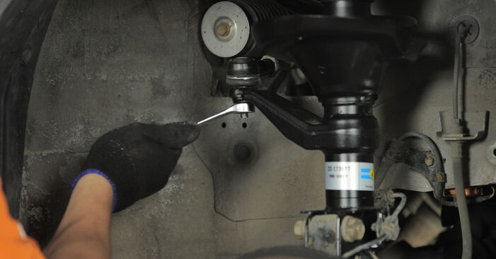 Federn beim HONDA CR-V 2.4 4WD 2002 selber erneuern - DIY-Manual