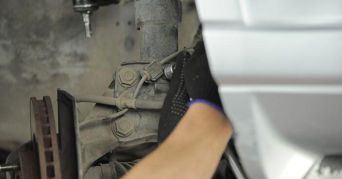 HONDA CR-V 2.2 CTDi (RD9) Stoßdämpfer ausbauen: Anweisungen und Video-Tutorials online