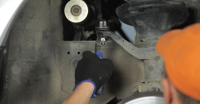 Stoßdämpfer am HONDA CR-V II (RD_) 2.0 (RD5) 2006 wechseln – Laden Sie sich PDF-Handbücher und Videoanleitungen herunter