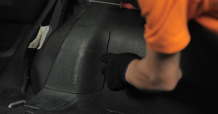 Wie Stoßdämpfer Honda CR-V II 2.0 (RD4) 2001 tauschen - Kostenlose PDF- und Videoanleitungen