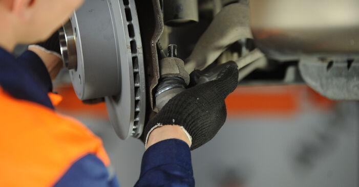 3 Berline (E90) 325i 2.5 2011 Rotule De Direction manuel d'atelier pour remplacer soi-même