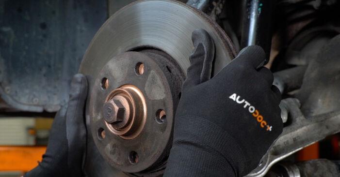 Tausch Tutorial Radlager am AUDI A6 Avant (4B5, C5) 2000 wechselt - Tipps und Tricks