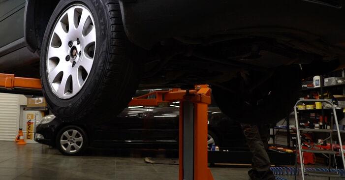 Austauschen Anleitung Radlager am Audi A6 C5 Avant 1998 2.5 TDI quattro selbst