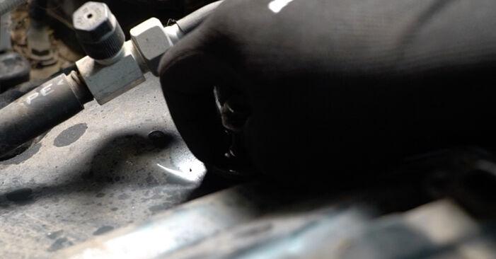 AUDI A6 2.4 Stoßdämpfer ausbauen: Anweisungen und Video-Tutorials online