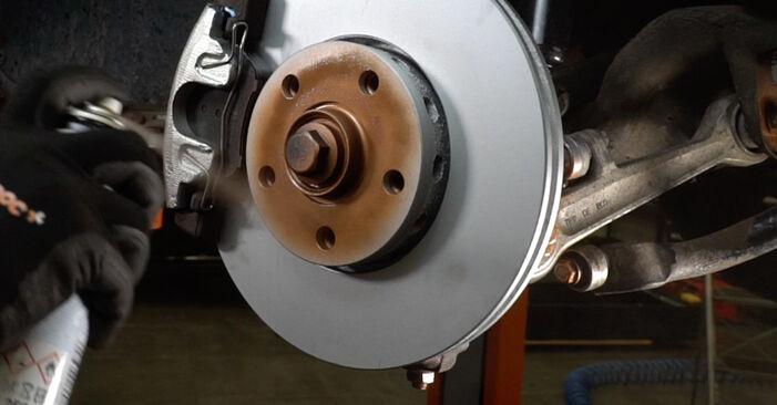 Stoßdämpfer am AUDI A6 Avant (4B5, C5) S6 4.2 quattro 2002 wechseln – Laden Sie sich PDF-Handbücher und Videoanleitungen herunter