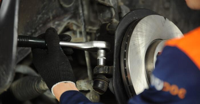 Combien de temps dure le remplacement : Rotule De Direction sur Mazda 3 Berline 2004 - manuel PDF informatif