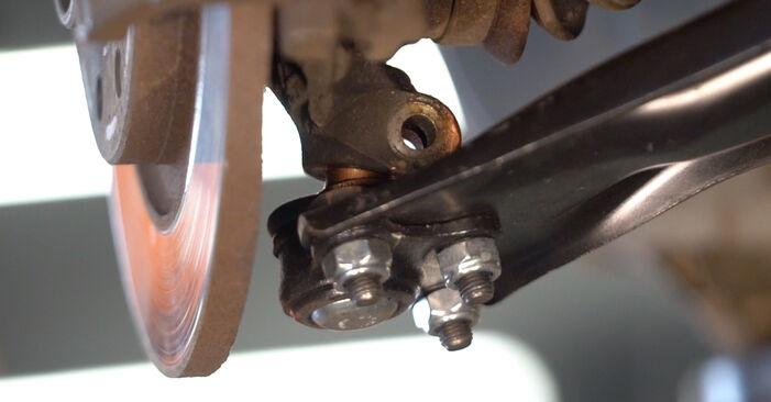 Radlager Ihres Audi 80 b4 2.0 E 16V quattro 1991 selbst Wechsel - Gratis Tutorial