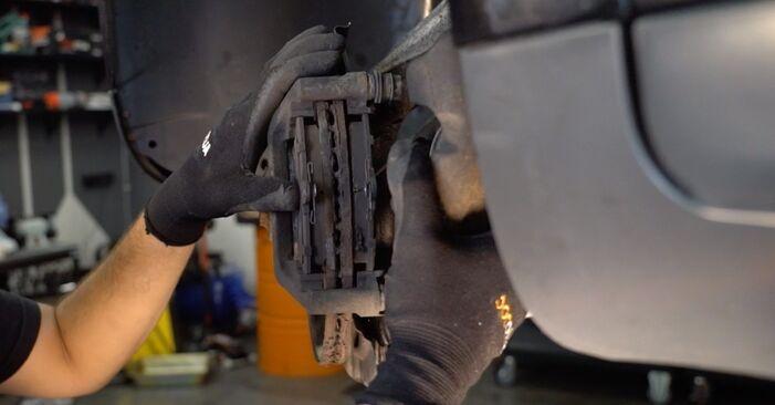 Bremsscheiben Ihres Audi 80 B4 2.0 E 16V quattro 1991 selbst Wechsel - Gratis Tutorial