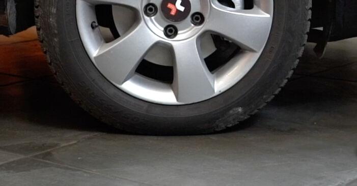Išsamios Toyota Prius 2 2009 1.5 (NHW2_) Stabdžių apkaba keitimo rekomendacijos