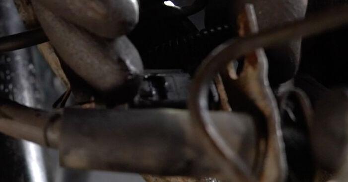 Trinn-for-trinn anbefalinger for hvordan du kan bytte Audi A6 C5 Avant 2001 1.8 T Bremsecaliper selv