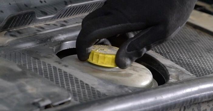 Hvordan skifte Bremsecaliper på AUDI A6 Avant (4B5, C5) 2000 – tips og triks