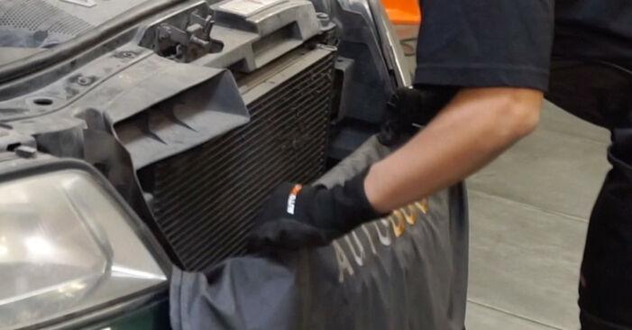 Luftfilter am AUDI A6 Avant (4B5, C5) S6 4.2 quattro 2002 wechseln – Laden Sie sich PDF-Handbücher und Videoanleitungen herunter