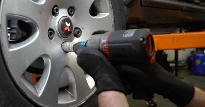 Comment changer Étrier De Frein sur Audi A6 C5 Avant 1997 - Manuels PDF et vidéo gratuits