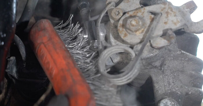 AUDI A6 2004 Étrier De Frein manuel de remplacement étape par étape