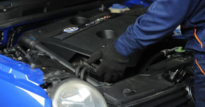 VW LUPO 1.0 Ölfilter ausbauen: Anweisungen und Video-Tutorials online