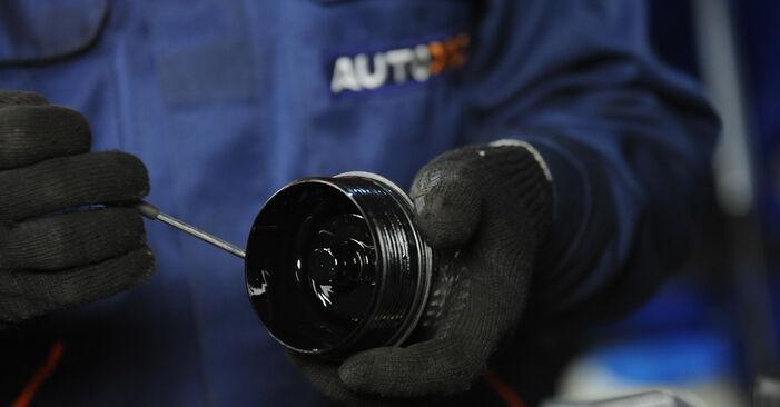 Zweckdienliche Tipps zum Austausch von Ölfilter beim VW Lupo (6X1, 6E1) 1.4 2004