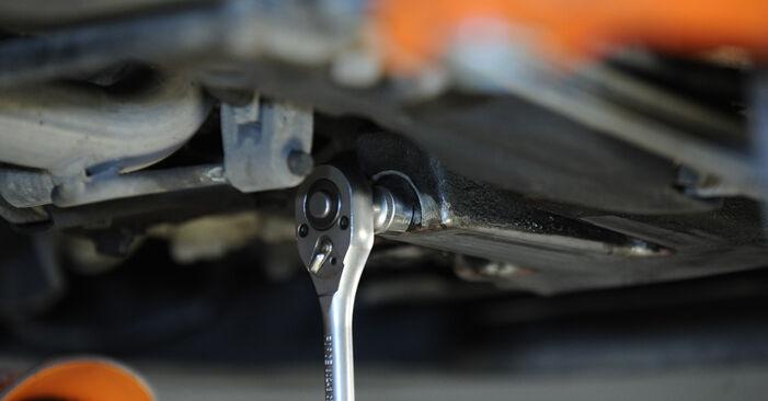 Ölfilter Lupo 3L 1.4 2000 wechseln: Kostenlose Reparaturhandbücher