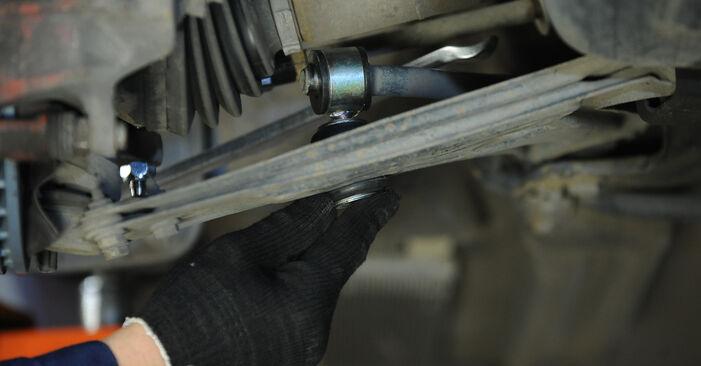 Koppelstange beim VW LUPO 1.4 FSI 2005 selber erneuern - DIY-Manual