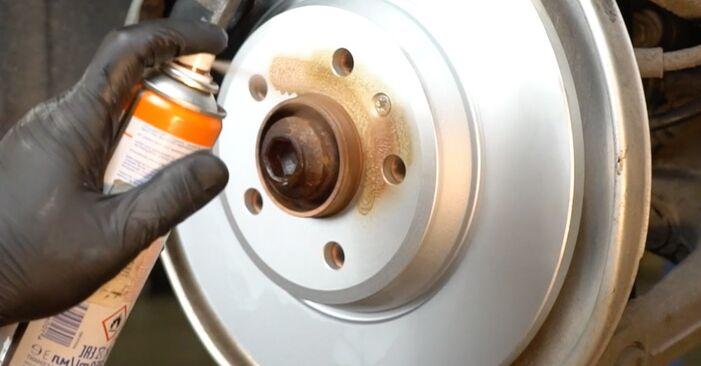 Wie man Traggelenk beim VW Lupo (6X1, 6E1) 2003 auswechselt – Downloaden Sie sich PDF-Tutorials und Videoanleitungen herunter