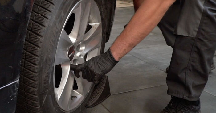 Zweckdienliche Tipps zum Austausch von Bremstrommel beim VW Lupo (6X1, 6E1) 1.4 2004