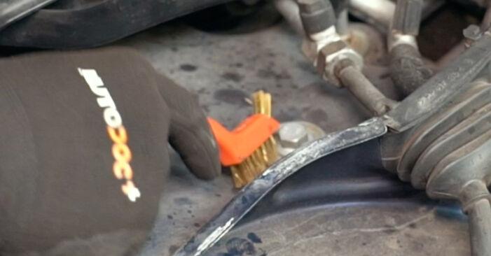 Comment retirer AUDI A4 1.8 T quattro 1998 Amortisseurs - instructions en ligne faciles à suivre