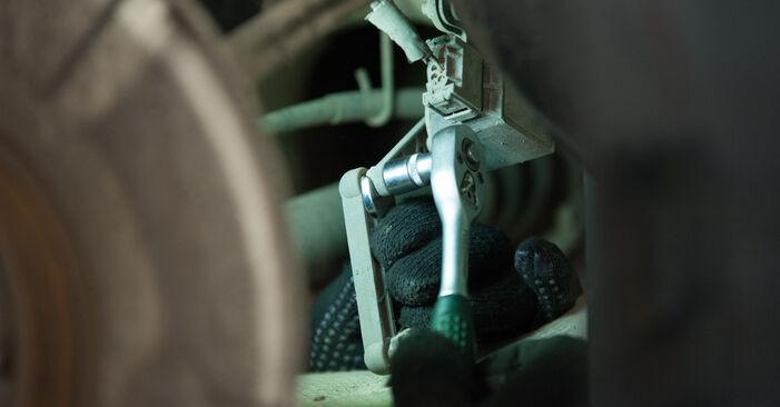 Hvordan skifte Hjullager på BMW 5 Sedan (E60) 2006: Last ned PDF- og videoveiledninger