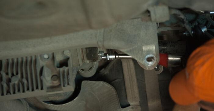 Slik skifte BMW 5 SERIES 525d 3.0 2005 Hjullager – enkle instruksjoner på nettet som er lette å følge