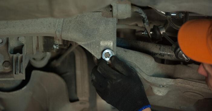 Vanskelighetsgrad: Bytte av Hjullager på BMW E60 530i 3.0 2007 – last ned illustrert veiledning