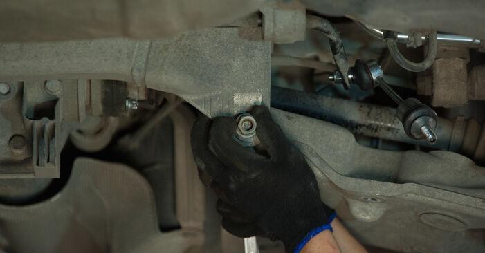 Hvordan skifte BMW 5 SERIES 2008 Hjullager trinn–for–trinn veiledning