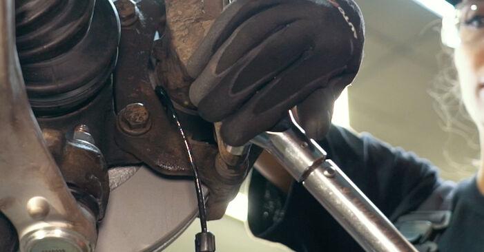Zweckdienliche Tipps zum Austausch von Bremsbeläge beim AUDI A4 Limousine (8D2, B5) 1.8 2000