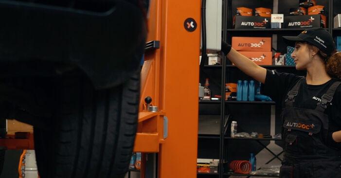Kraftstofffilter Audi A4 B5 1.8 1996 wechseln: Kostenlose Reparaturhandbücher