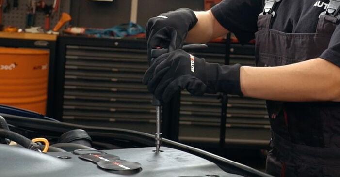 Schritt-für-Schritt-Anleitung zum selbstständigen Wechsel von Audi A4 B5 1999 1.8 T quattro Zündkerzen