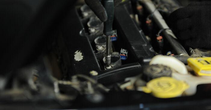 Zündkerzen Dodge Caliber SRT4 2.0 2008 wechseln: Kostenlose Reparaturhandbücher