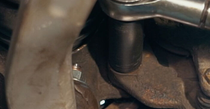 Changing of Wheel Bearing on Audi A4 B5 1994 won't be an issue if you follow this illustrated step-by-step guide