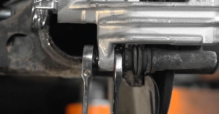 ABS Sensor am AUDI A4 Limousine (8D2, B5) 1.9 TDI quattro 1999 wechseln – Laden Sie sich PDF-Handbücher und Videoanleitungen herunter