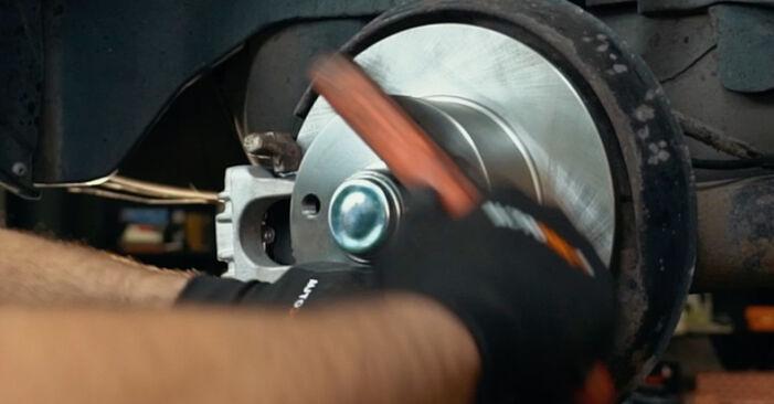 AUDI A4 1.9 TDI Federn ausbauen: Anweisungen und Video-Tutorials online