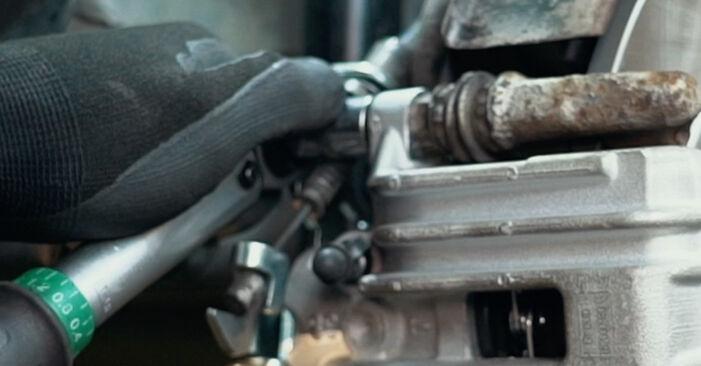 Wie Radlager Audi A4 B5 1.6 1994 tauschen - Kostenlose PDF- und Videoanleitungen