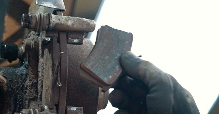 Radlager beim AUDI A4 2.5 TDI 2001 selber erneuern - DIY-Manual