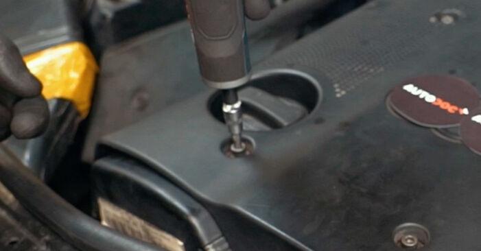 Keilrippenriemen Audi A4 B5 1.8 1996 wechseln: Kostenlose Reparaturhandbücher