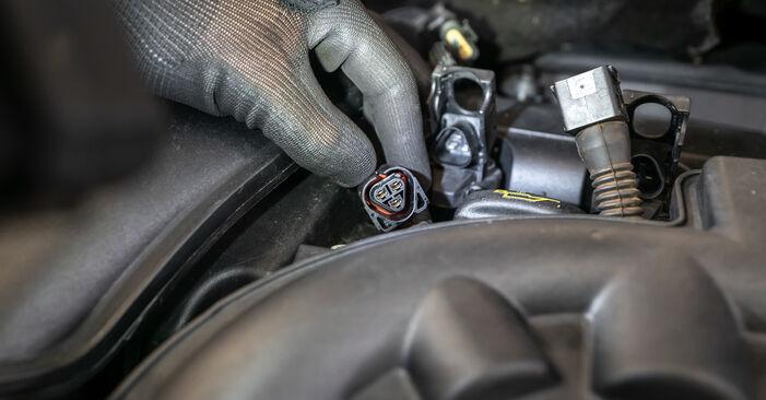 Så byter du Tändstift på PEUGEOT 308 I Hatchback (4A_, 4C_) 2009 – tips och tricks