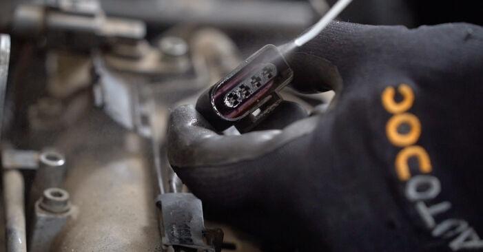 Så byter du Tändspole på VW Caddy III Kombi (2KB, 2KJ, 2CB, 2CJ) 2004 – tips och tricks