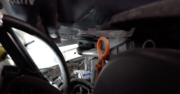 Byta VW Caddy 3 1.6 TDI 2006 Tändspole: gratis verkstadsmanualer