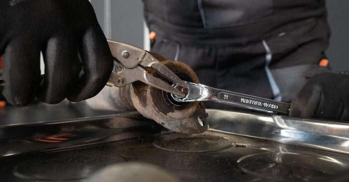 Schritt-für-Schritt-Anleitung zum selbstständigen Wechsel von Audi A3 8l1 2001 1.8 Stoßdämpfer