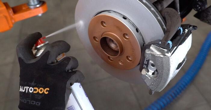 Hvordan skifte Fjærer på VW POLO (9N_) 2001 – tips og triks